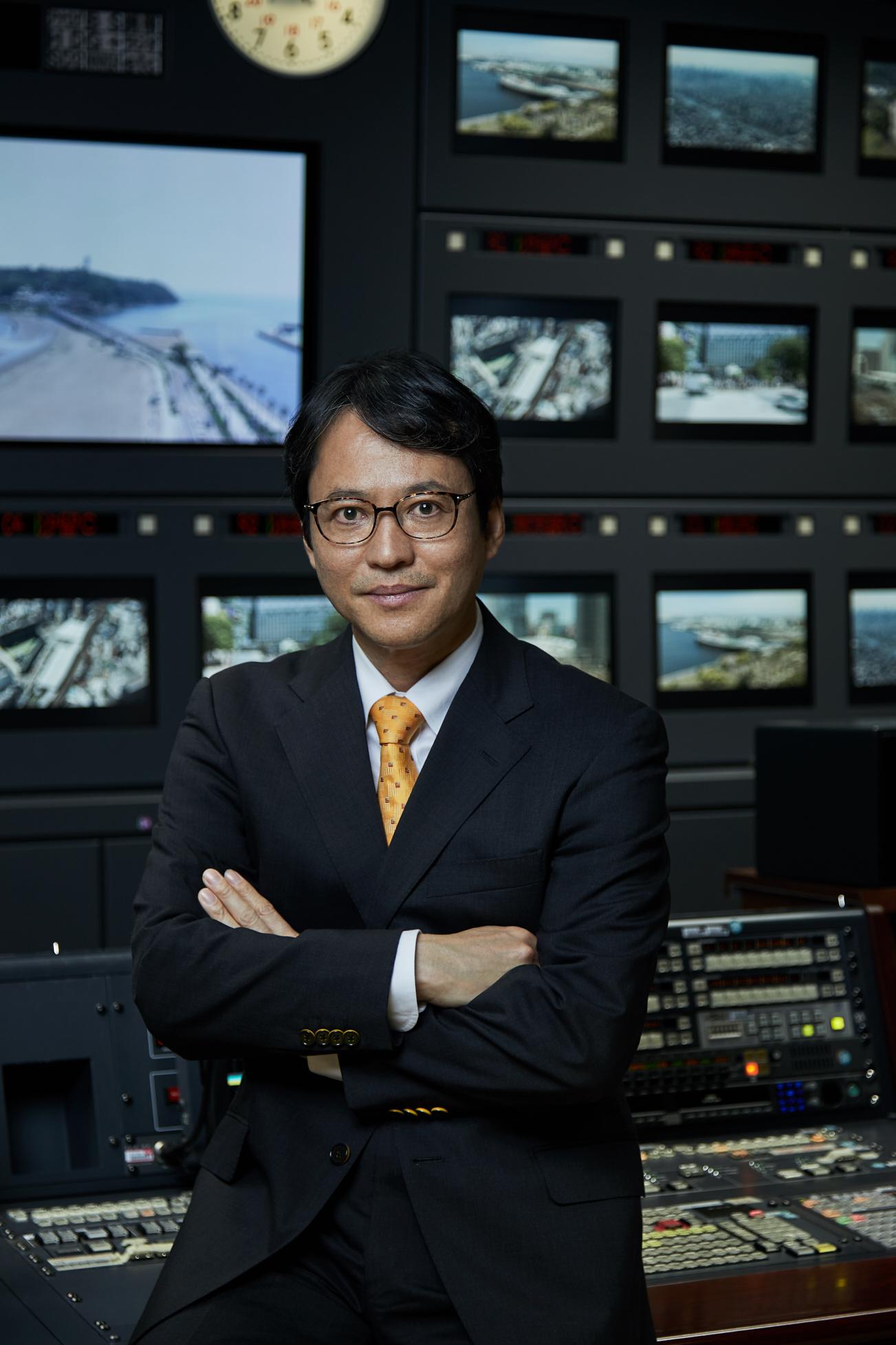 Atsushi Sogo ประธานฝ่ายการพัฒนาธุรกิจระหว่างประเทศ